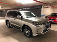 Used Lexus LX 450d for sale in Cape Town, Western Cape