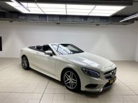 Used Mercedes-Benz S-Class S500 cabriolet AMG Line for sale in Cape Town, Western Cape