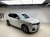 Used BMW X3 xDrive20d M Sport for sale in Cape Town, Western Cape
