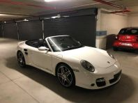 Used Porsche 911 turbo cabriolet tiptronic for sale in Cape Town, Western Cape