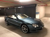 Used Mercedes-Benz SL SL500 for sale in Cape Town, Western Cape