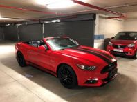 Used Ford Mustang 5.0 GT convertible auto for sale in Cape Town, Western Cape