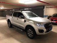 Used Ford Ranger 2.0Bi-Turbo double cab 4x4 Wildtrak auto for sale in Cape Town, Western Cape
