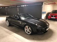 Used Jaguar F-Type S convertible for sale in Cape Town, Western Cape