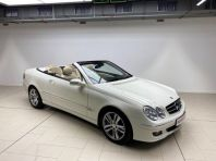 Used Mercedes-Benz CLK CLK350 cabriolet Elegance for sale in Cape Town, Western Cape