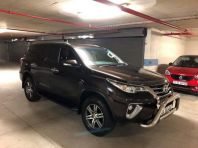 Used Toyota Fortuner 2.4GD-6 auto for sale in Cape Town, Western Cape