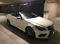 Used Mercedes-Benz E-Class E500 cabriolet for sale in Cape Town, Western Cape