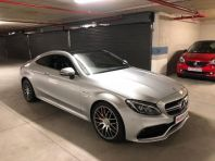 Used Mercedes-Benz C-Class C63 AMG coupe for sale in Cape Town, Western Cape