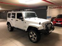 Used Jeep Wrangler Unlimited 3.6L Sahara for sale in Cape Town, Western Cape