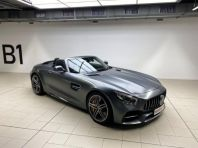 Used Mercedes-AMG GT C roadster for sale in Cape Town, Western Cape