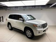 Used Toyota Land Cruiser 200 4.5D-4D V8 VX for sale in Cape Town, Western Cape