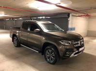 Used Mercedes-Benz X-Class X250d double cab 4Matic Power auto for sale in Cape Town, Western Cape