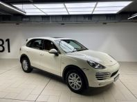 Used Porsche Cayenne diesel for sale in Cape Town, Western Cape