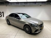 Used Mercedes-Benz C-Class C200 AMG Line for sale in Cape Town, Western Cape
