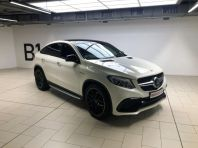 Used Mercedes-AMG GLE GLE63 S coupe for sale in Cape Town, Western Cape