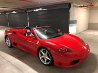 Used Ferrari 360 Spyder for sale in Cape Town, Western Cape