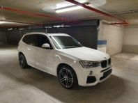 Used BMW X3 xDrive20d M Sport auto for sale in Cape Town, Western Cape