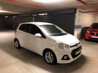 Used Hyundai i10 1.25 Fluid auto for sale in Cape Town, Western Cape