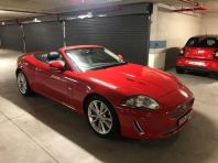 Used Jaguar XK XKR convertible for sale in Cape Town, Western Cape