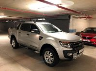 Used Ford Ranger 3.2 double cab 4x4 Wildtrak auto for sale in Cape Town, Western Cape