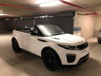 Used Land Rover Range Rover Evoque convertible HSE Dynamic Si4 for sale in Cape Town, Western Cape