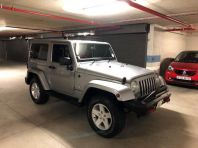Used Jeep Wrangler 3.6L Sahara for sale in Cape Town, Western Cape