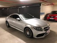 Used Mercedes-AMG C-Class C63 S coupe for sale in Cape Town, Western Cape