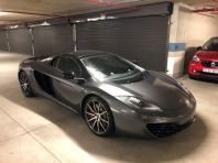 Used McLaren MP4-12C Spider for sale in Cape Town, Western Cape